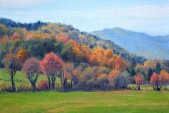 "Autumn Promise      9"" x 12"" Oil   Gallery Price:  $1,800    Sale Price:  $900"