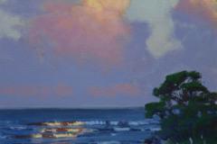 "Evening Light    12"" x 9"" Oil   Gallery Price:  $1,800    Sale Price:  $900"