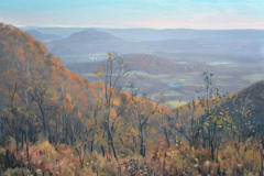"Jenkins Gap    16"" x 20"" Oil   Gallery Price:  $3,800   Sale Price:  $1,900"