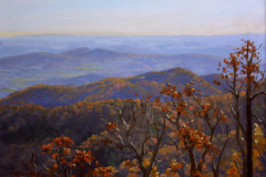 "Rangeview Overlook   12"" x 16"" Oil   Gallery Price:  $2,600    Sale Price:  $1,300"