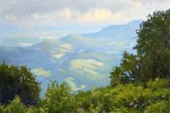 "Spring Morning   9"" x 12"" Oil   Gallery Price:  $1,800    Sale Price:  $900"