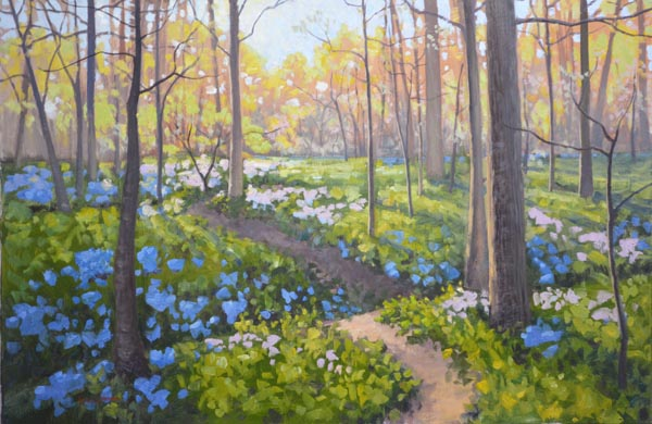 Bull Run Bluebells - SOLD!