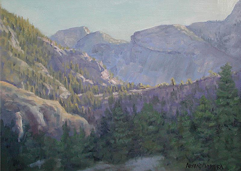 Evening Light Sierra