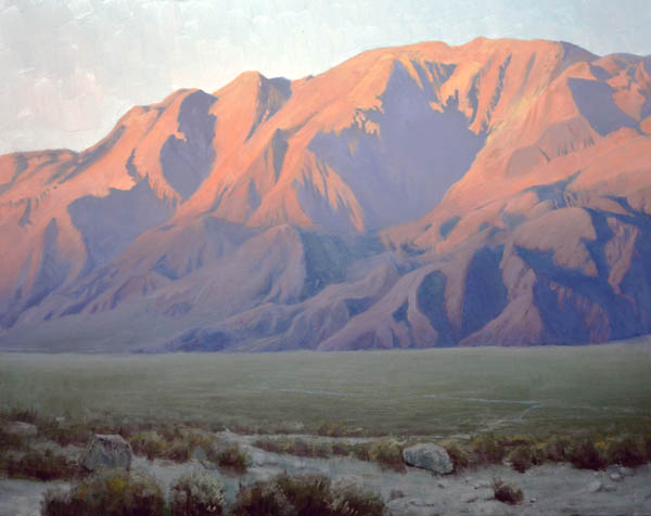Inyo Mountains Sunset