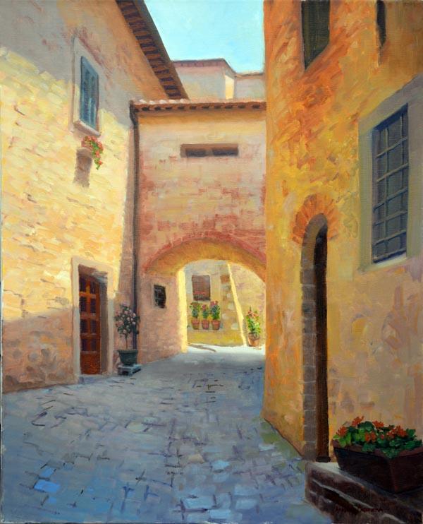 Montalpulciano Colors - Italy