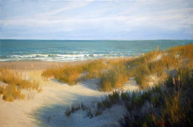 Sand Dunes & Sea Oats