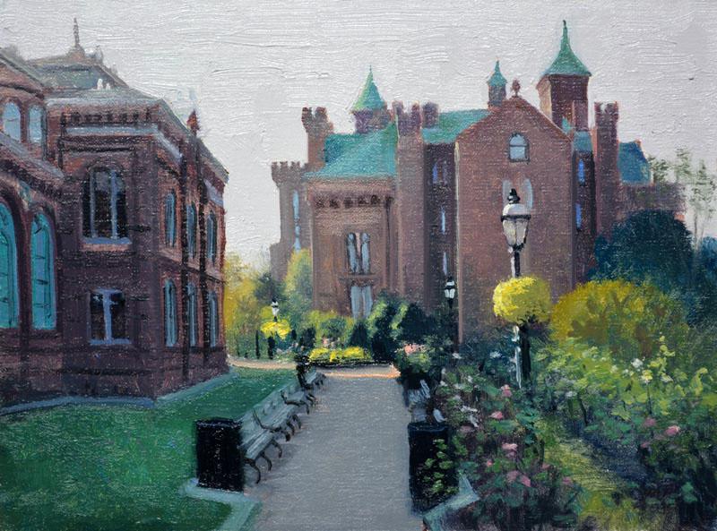 Smithsonian Castle & Gardens - Washington DC
