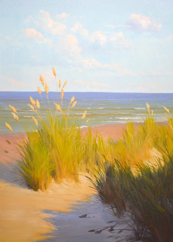 Summer Breeze - SOLD!