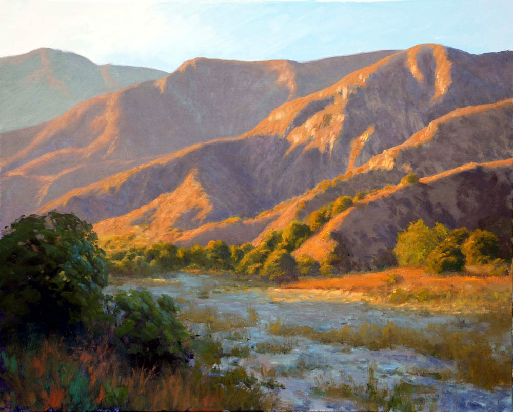 Summer Evening Eaton Canyon