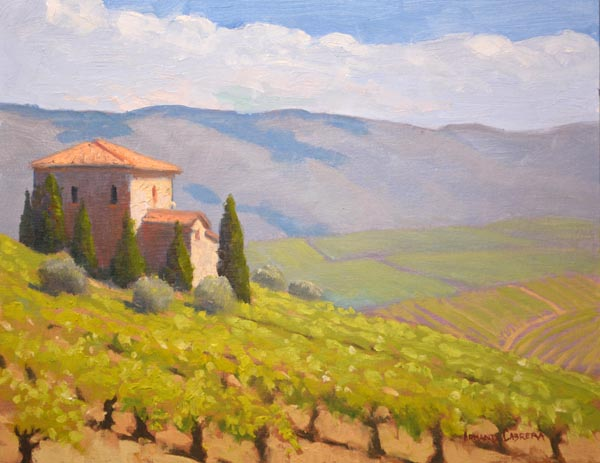 Tuscan Vines -   SOLD!