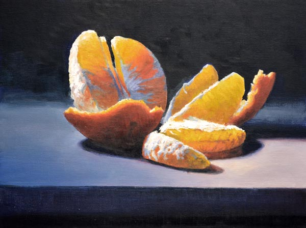 Orange Slices - SOLD