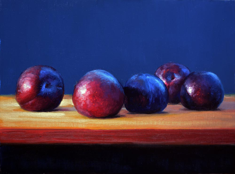 Plums - SOLD!