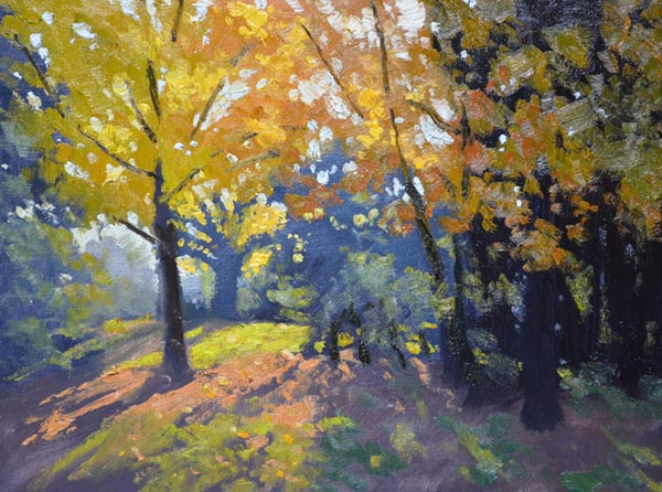 Autumn Glow - SOLD!
