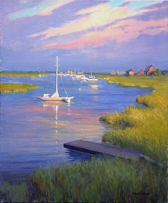 Madaket Evening - Nantucket