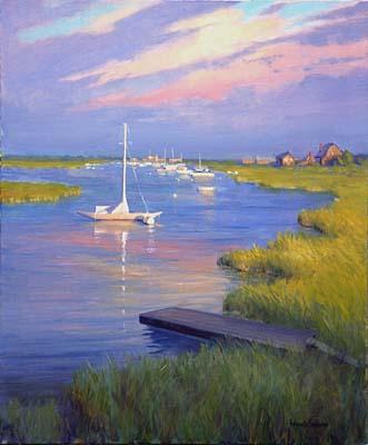 Madaket Evening - Nantucket