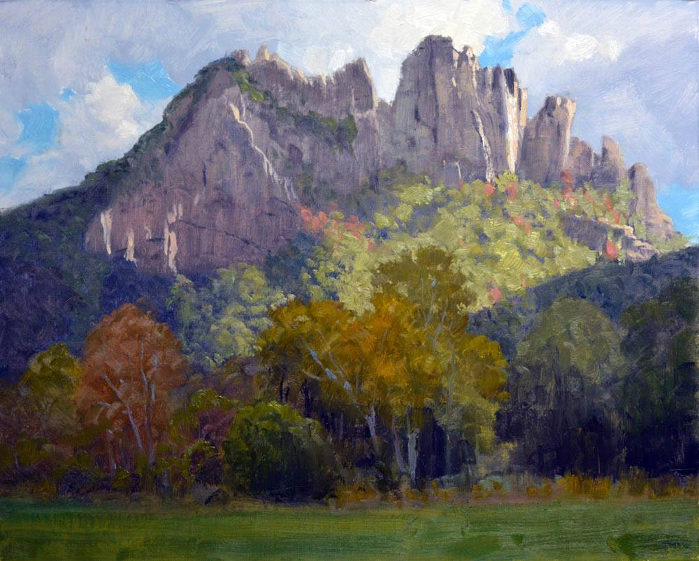 Seneca Rocks - Eastern Panhandle of West Virginia