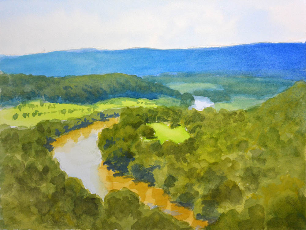 Shenandoah River Overlook