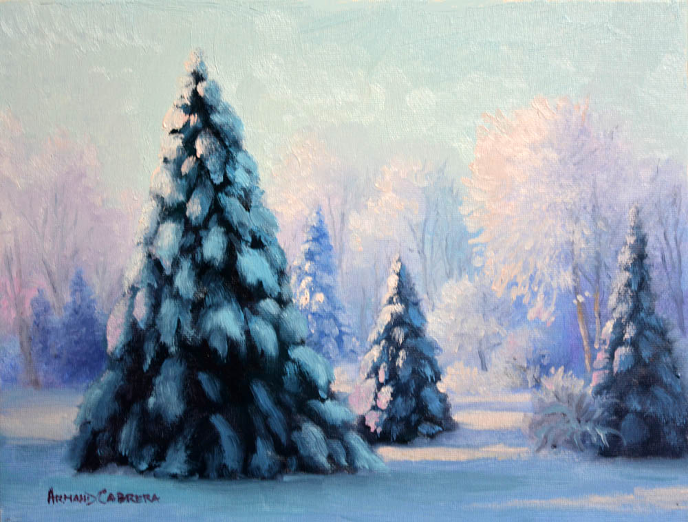 Winter Peace - SOLD!